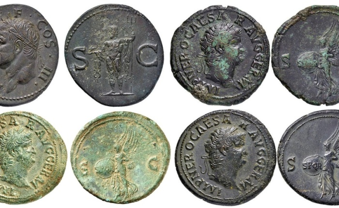 Roman Imperial fakes currently onauction.