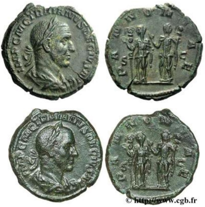 The strange case of Trajan Decius.