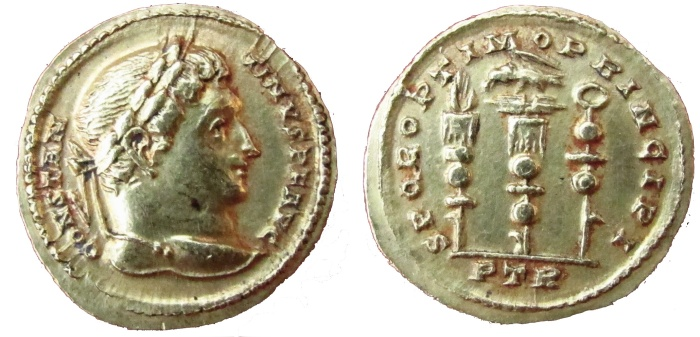Constantine I solidus RIC 815 Ancientr ebay item 272187233654.jpg