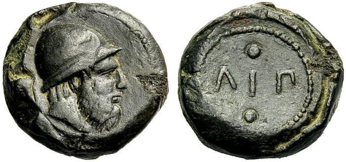 Lipara Hexas CNS 6 Munzen & Medaillen 36-115 pressed