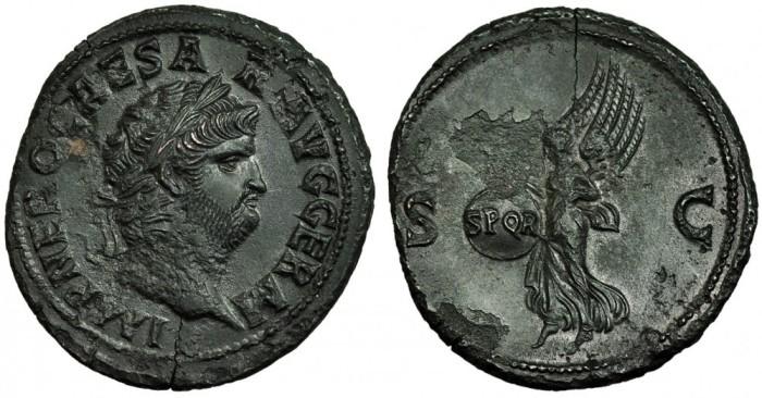 Nero fake Jesus Vico f