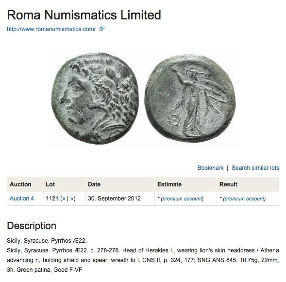 roma fake pyrrhos