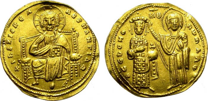 Romanus III Agyrus AV Histamenon. Numismatica Mayor Ma-shops may 2016